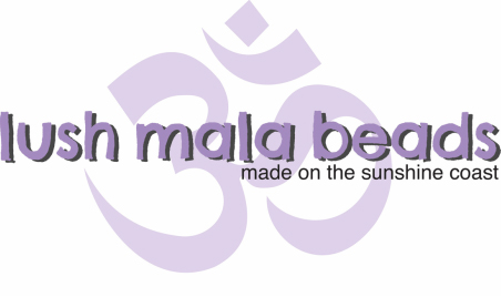 LUSH MALA BEADS